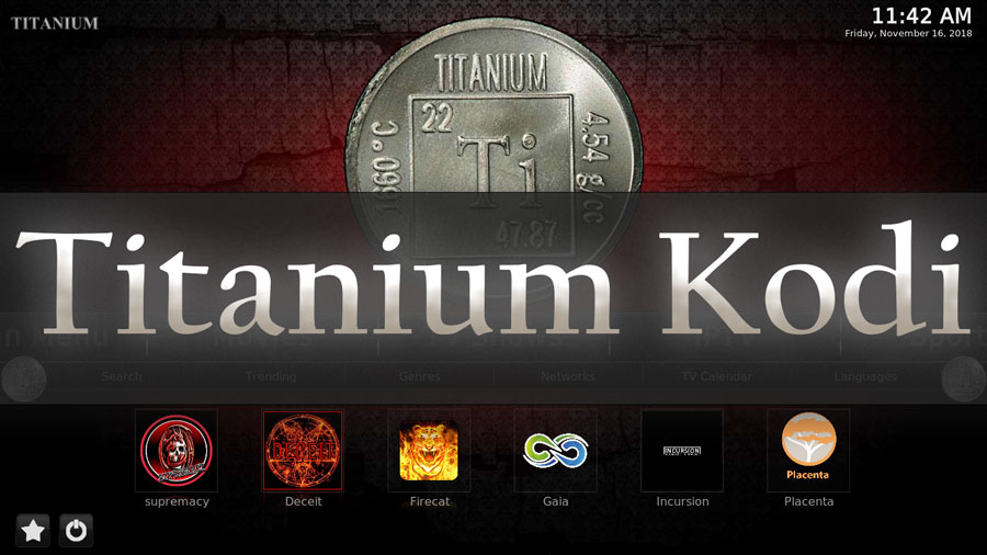 How to Install Titanium Build on Kodi and How Does It Work -